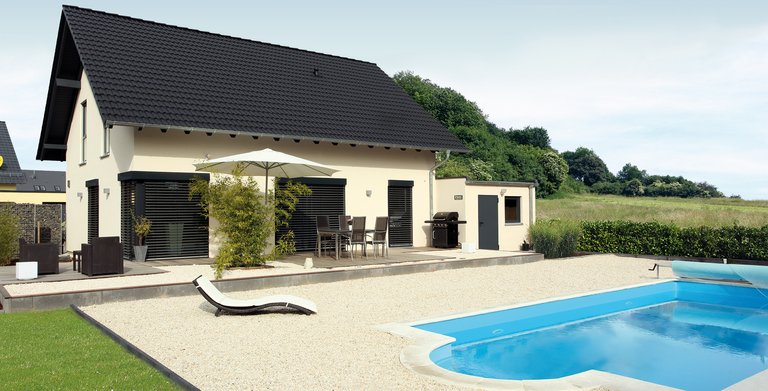 Kundenhaus - VIO 302 von FingerHaus GmbH