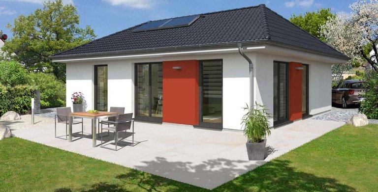 bungalow 92 von town country haus lizenzgeber gmbh fertigh user und. Black Bedroom Furniture Sets. Home Design Ideas