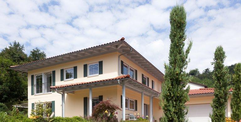Vorschaubild Mediterrane Villa