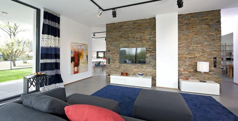 heinz von heiden musterhaus bauhaus eiche von heinz von heiden gmbh massivh user wohngl. Black Bedroom Furniture Sets. Home Design Ideas