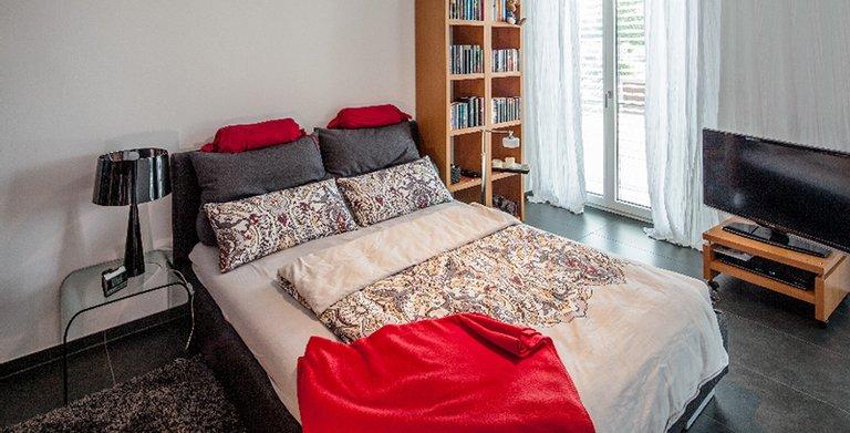 Schlafzimmer Copyright: BAUMEISTER-HAUS