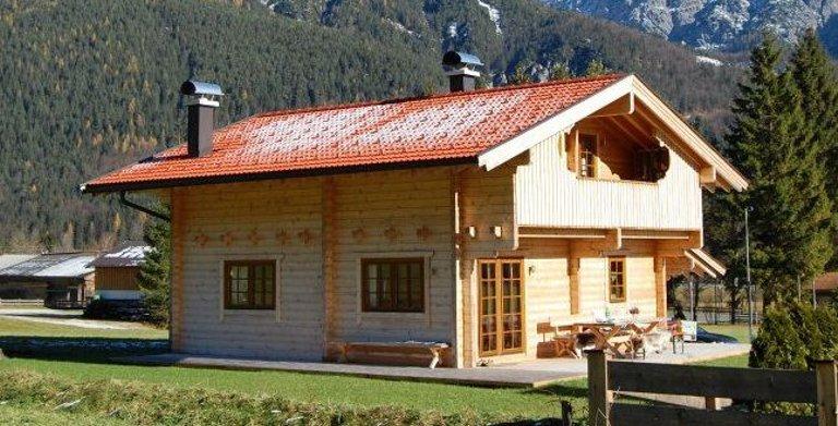 Blockhaus Chalet 160 von FINNSCANIA