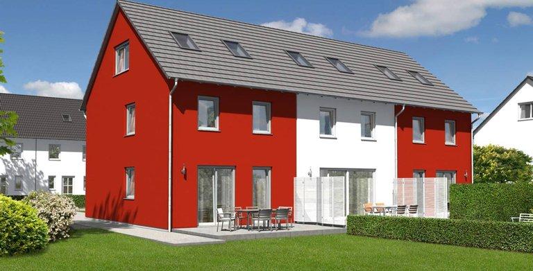 Reihenhaus Mainz 128 - Style Copyright: Town & Country Haus