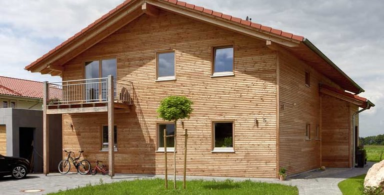 Kundenhaus SURAUER von Sonnleitner Holzbauwerke GmbH & Co. KG