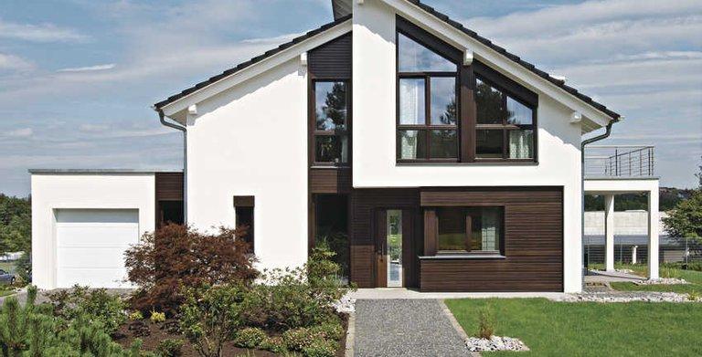 Ein architektonischer Leckerbissen Copyright: WeberHaus