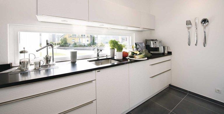 Offene Küche Copyright: WeberHaus