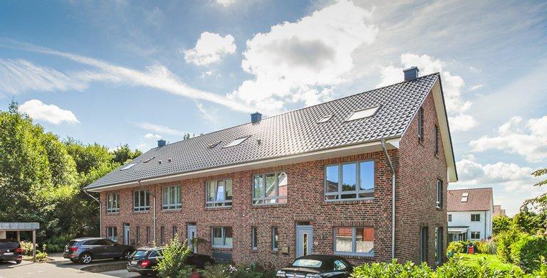 Mehrfamilienhaus 150 von ECO System HAUS GmbH