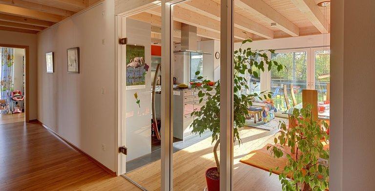 Kundenhaus GRUBER (Sonnleitner Holzbauwerke) Copyright: