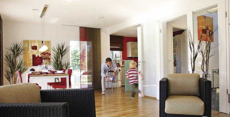 ausstellungshaus hannover von weberhaus gmbh co kg wohngl. Black Bedroom Furniture Sets. Home Design Ideas
