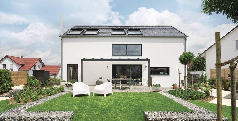 Hochwertiges und ökologisches Zuhause Copyright: WeberHaus