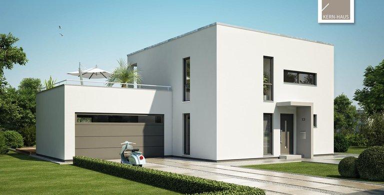 Bauhaus Novum von Kern-Haus AG