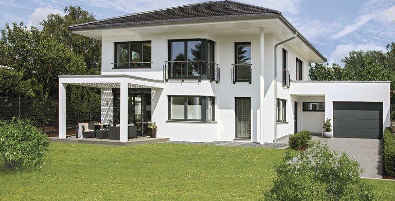 Ausstellungshaus Wuppertal CityLife von WeberHaus GmbH & Co. KG