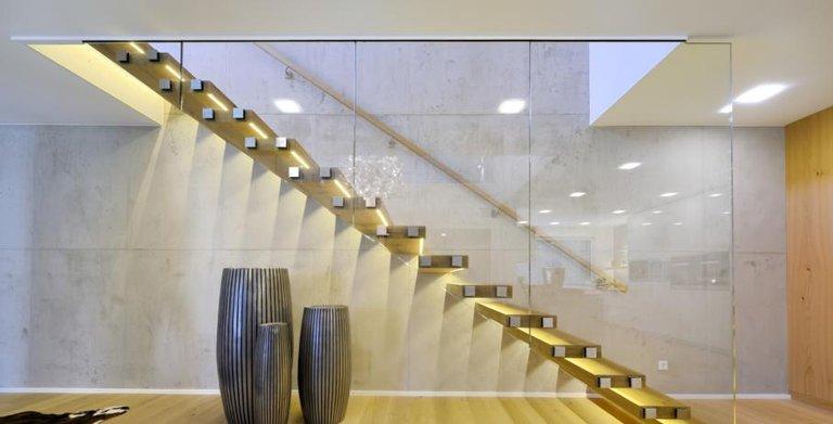 Haus Reichenbach - Treppe Copyright: