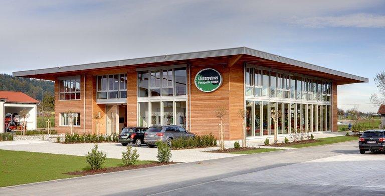 Kompetenzzentrum UNTERREINER von Sonnleitner Holzbauwerke GmbH & Co. KG