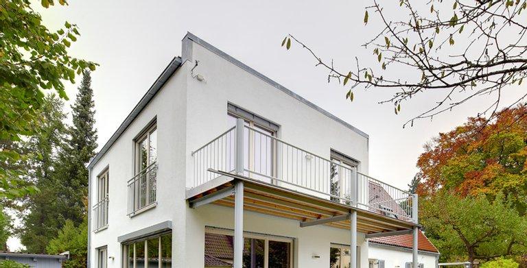 Kundenhaus MANGOLD von Sonnleitner Holzbauwerke GmbH & Co. KG