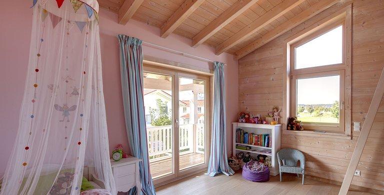 Kundenhaus OBERBAYERN (Sonnleitner Holzbauwerke) Copyright: