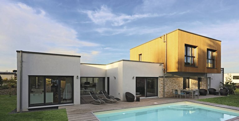 Modern, angenehm, einzigartig – Ein Haus für die Großen und Kleinen Copyright: WeberHaus