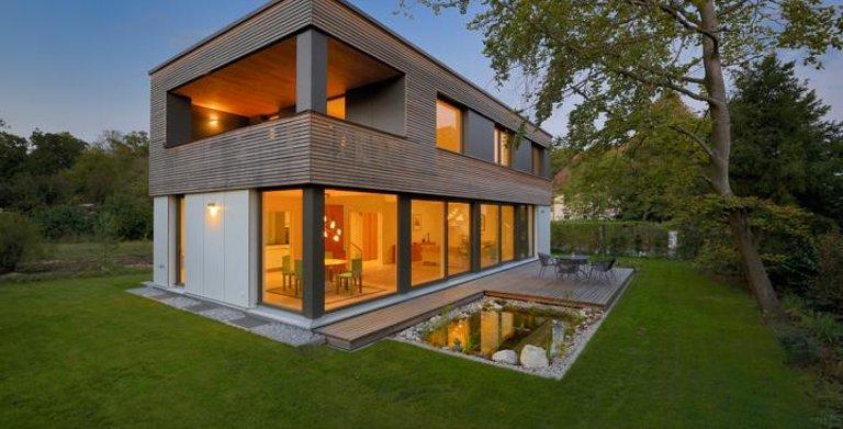 Gruber Haus Schindler von Gruber Holzhaus GmbH