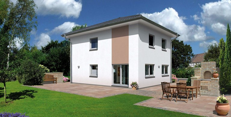 Madrid Stadtvilla von Fingerhut Haus GmbH & Co. KG