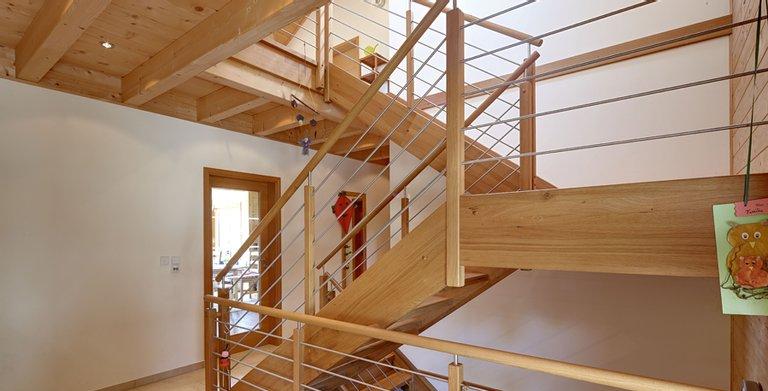 Kundenhaus MAILINGER (Sonnleitner Holzbauwerke) Copyright: