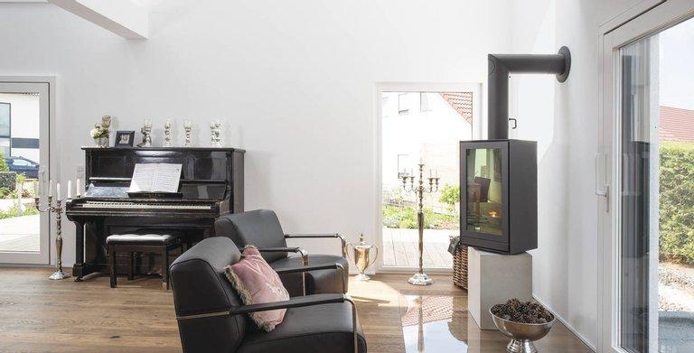 Gemütliches und wohnliches Ambiente Copyright: WeberHaus