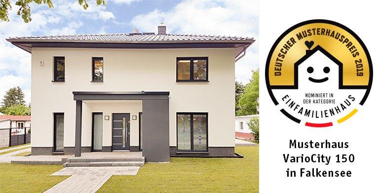 Vorschaubild VarioCity 150 | Musterhaus Falkensee