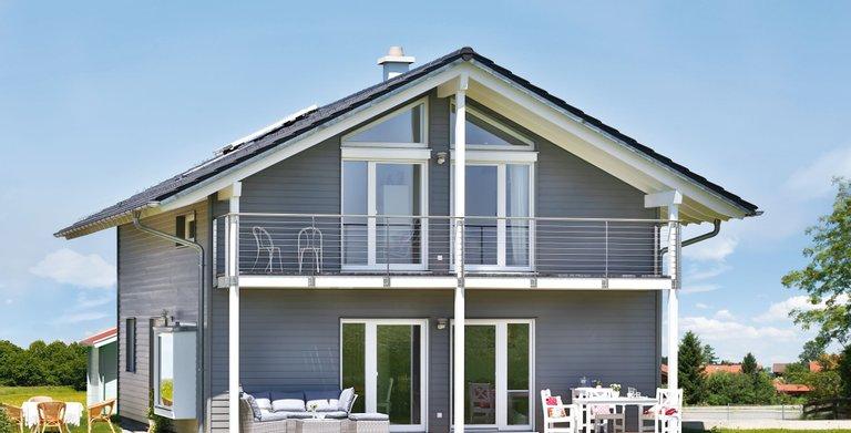 Haus Lautrach von Regnauer Hausbau GmbH & Co. KG