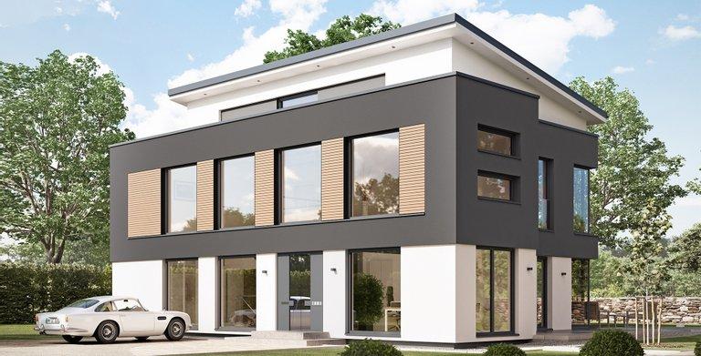 concept m 165 wuppertal von bien zenker gmbh fertigh user und massivh user. Black Bedroom Furniture Sets. Home Design Ideas