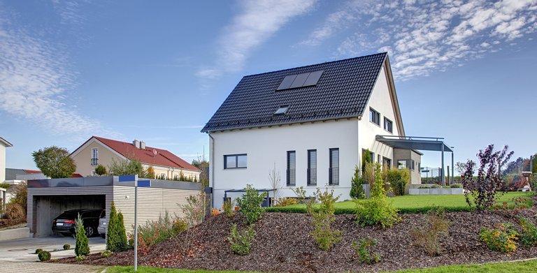 Kundenhaus HEGGER (Sonnleitner Holzbauwerke) Copyright: