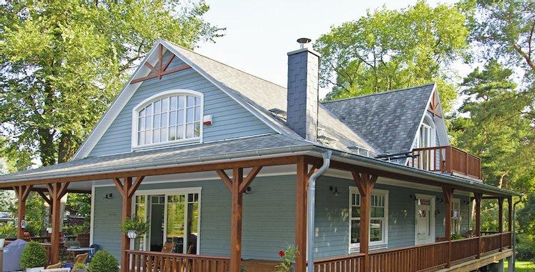 MAX-Haus New England Haus Albany Copyright: Ines Weitermann/ Presse & Marketing