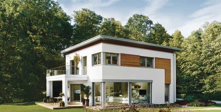 Energieeffizienz und Design perfekt vereint Copyright: WeberHaus