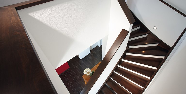 Treppe  Copyright: FingerHaus
