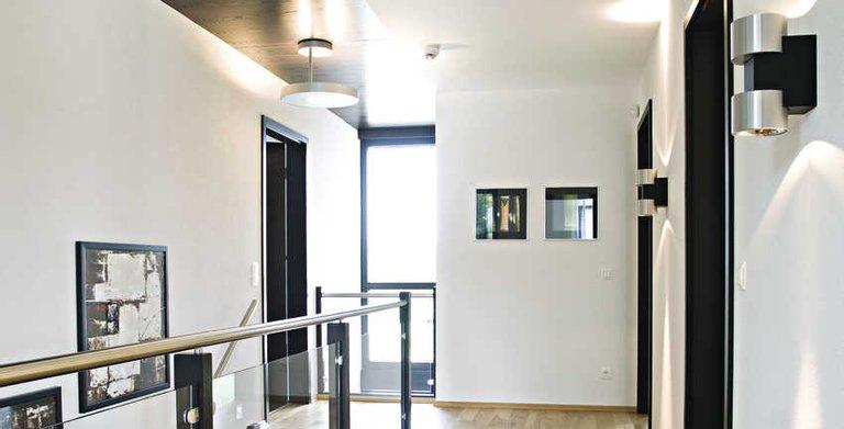 Empore im Dachgeschoss Copyright: WeberHaus