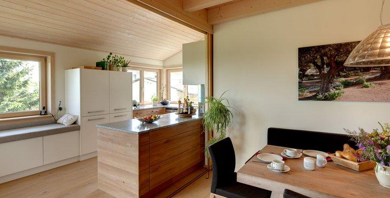 Kundenhaus FISCHER  (Sonnleitner Holzbauwerke) Copyright: