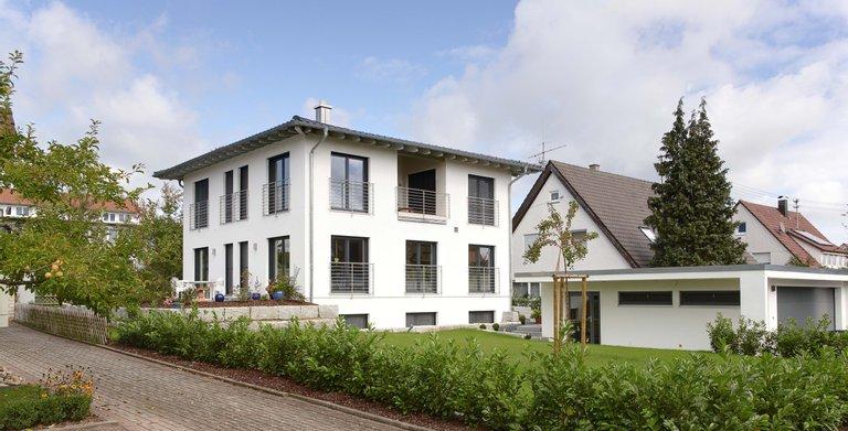 Kundenhaus KÜSTNER (Sonnleitner Holzbauwerke) Copyright: