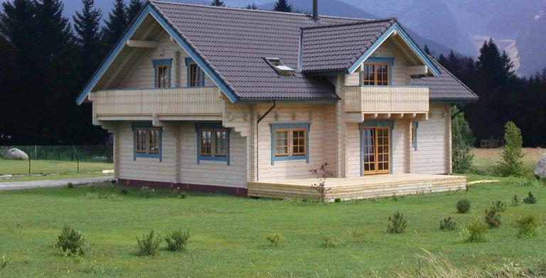 Finnscania Blockhaus 224 von FINNSCANIA