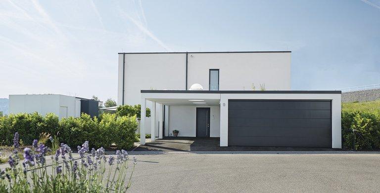 Modern, barrierefrei und energieeffizient Copyright: WeberHaus