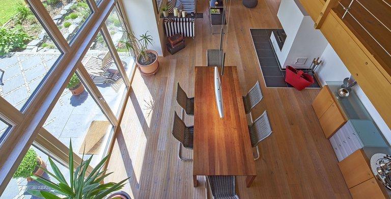Kundenhaus ALTENBERGER (Sonnleitner Holzbauwerke) Copyright: