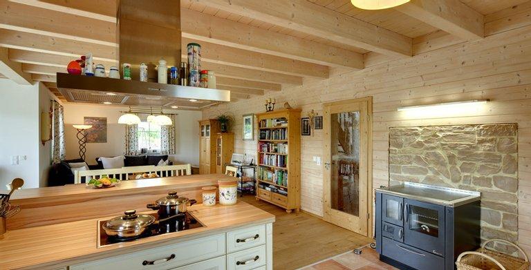 Kundenhaus VIERTELSBACHER (Sonnleitner Holzbauwerke) Copyright: