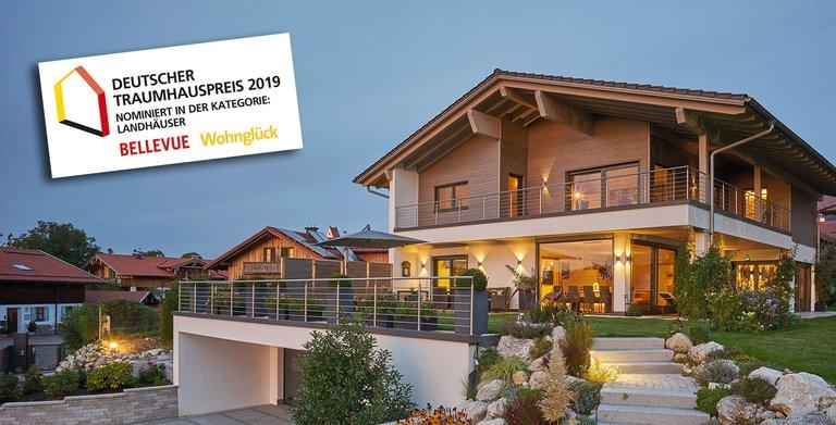 Kundenhaus Grünwald von Sonnleitner Holzbauwerke GmbH & Co. KG