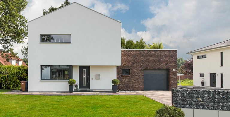 Bauhaus - Modern Classic 150 von ECO System HAUS GmbH