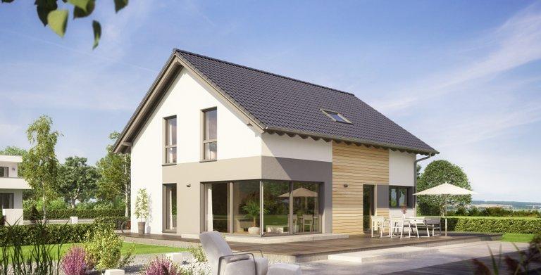Architektenhaus Brentano von Büdenbender Hausbau GmbH