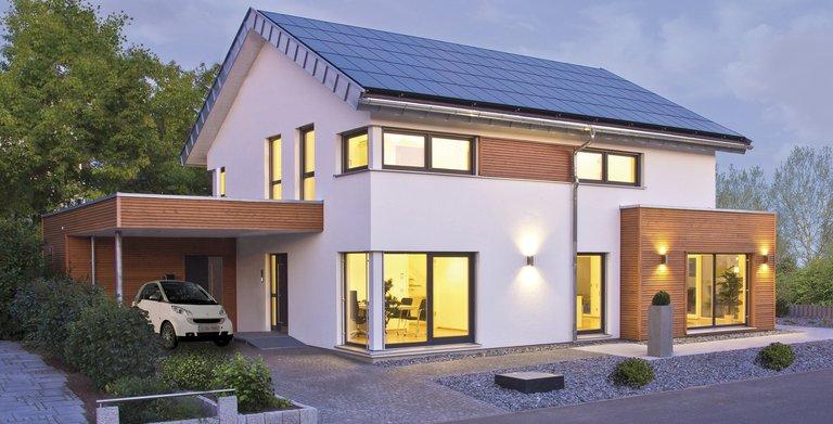 Musterhaus Future von Fertighaus WEISS GmbH