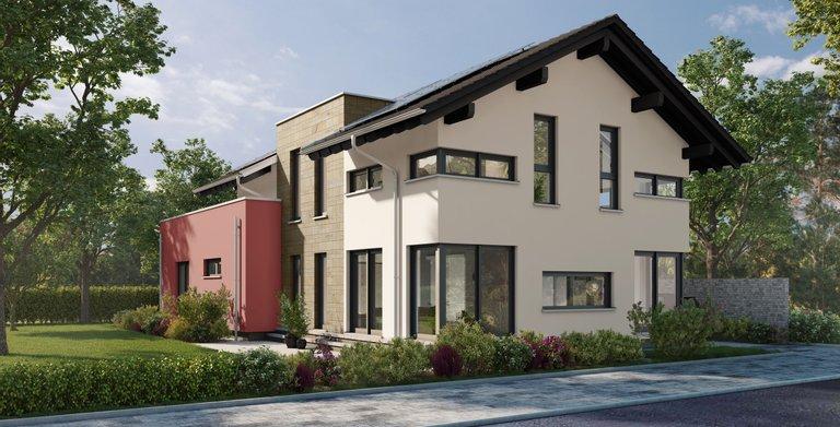 Musterhaus Estenfeld von OKAL Haus GmbH