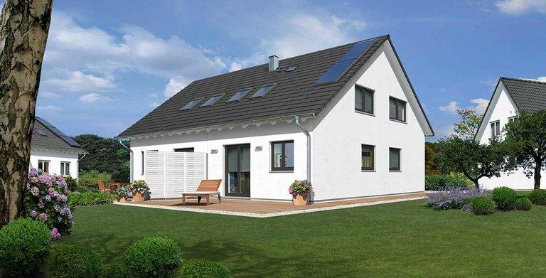 Doppelhaus Behringen 116 - Elegance Copyright: Town & Country Haus