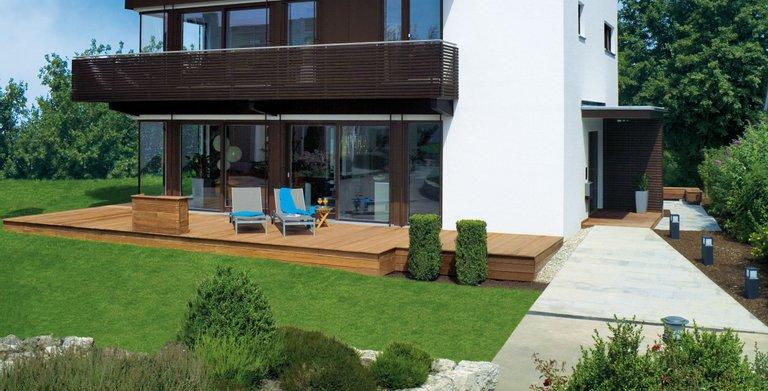 Haus Vita-Cube von Regnauer Hausbau GmbH & Co. KG