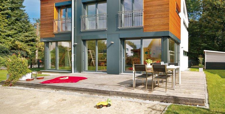 Haus Gauting von Regnauer Hausbau GmbH & Co. KG