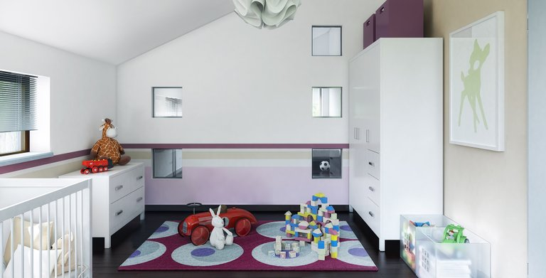Wohnbeispiel Kinderzimmer Copyright: © Bien-Zenker GmbH 2017