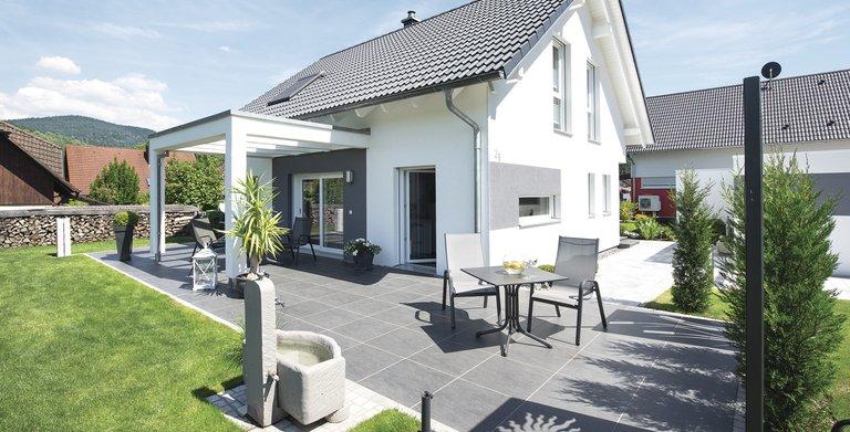 Wohlfühl-Haus für Zwei von WeberHaus GmbH & Co. KG