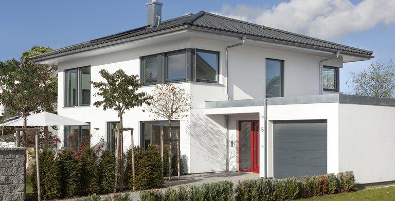 Repräsentative Villa von SchwörerHaus KG - hausbaubuch.info ...